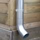 S-Lon | Dakgoot Zadeldak verzinkt | 340 cm