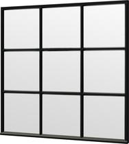 Trendhout | Steel Look raam module H-03 | 223x220 cm
