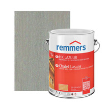 HK Lazuur | Transparante beits | Platinagrijs 229101 | 2,5 L | Remmers