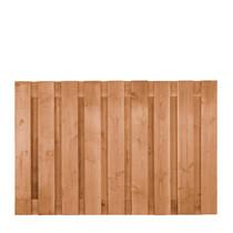 CarpGarant | Scherm Douglas fijnbezaagd | 19-planks | 130 x 180 cm