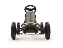 BERG Jeep® Adventure Pedal Go-Kart