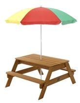 Plum | Picknicktafel met parasol