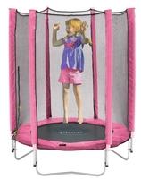Plum | Junior trampoline | Roze