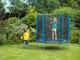 Plum | 1,8m trampoline | Blauw