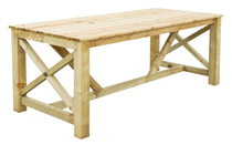 Woodvision   Countrytafel Excellent 204