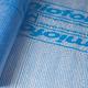 Dampdoorlatende Folie - Buiten - Blauw | 150cm | 25m