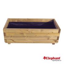 Elephant | Bloembak Domino | 42x92 cm