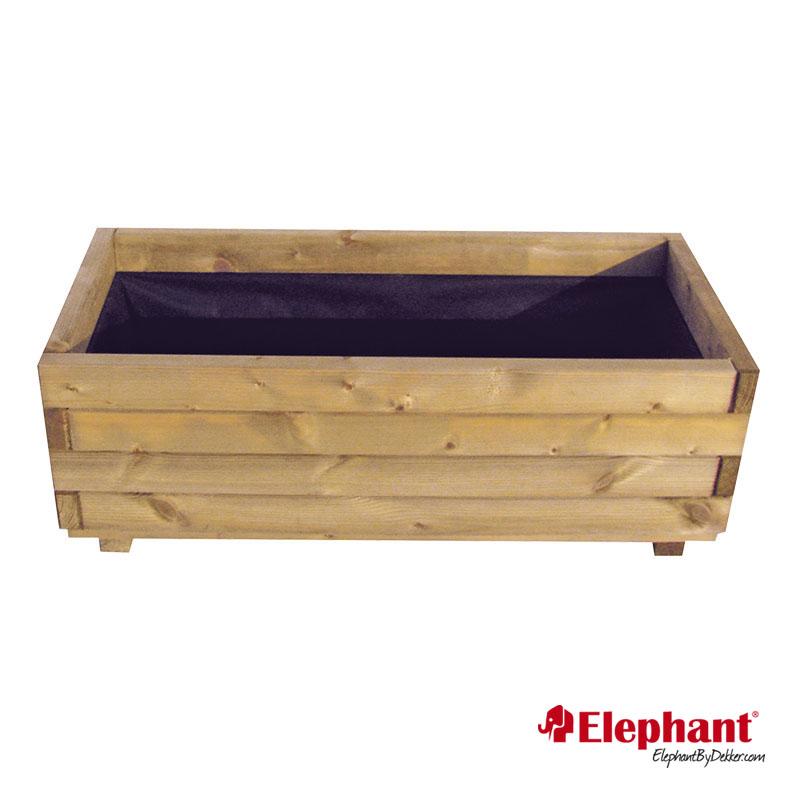 Elephant | Bloembak Domino | 50x100 cm