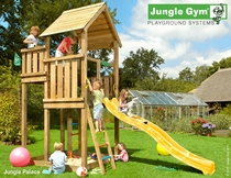 Jungle Gym | Palace | DeLuxe | Blauw