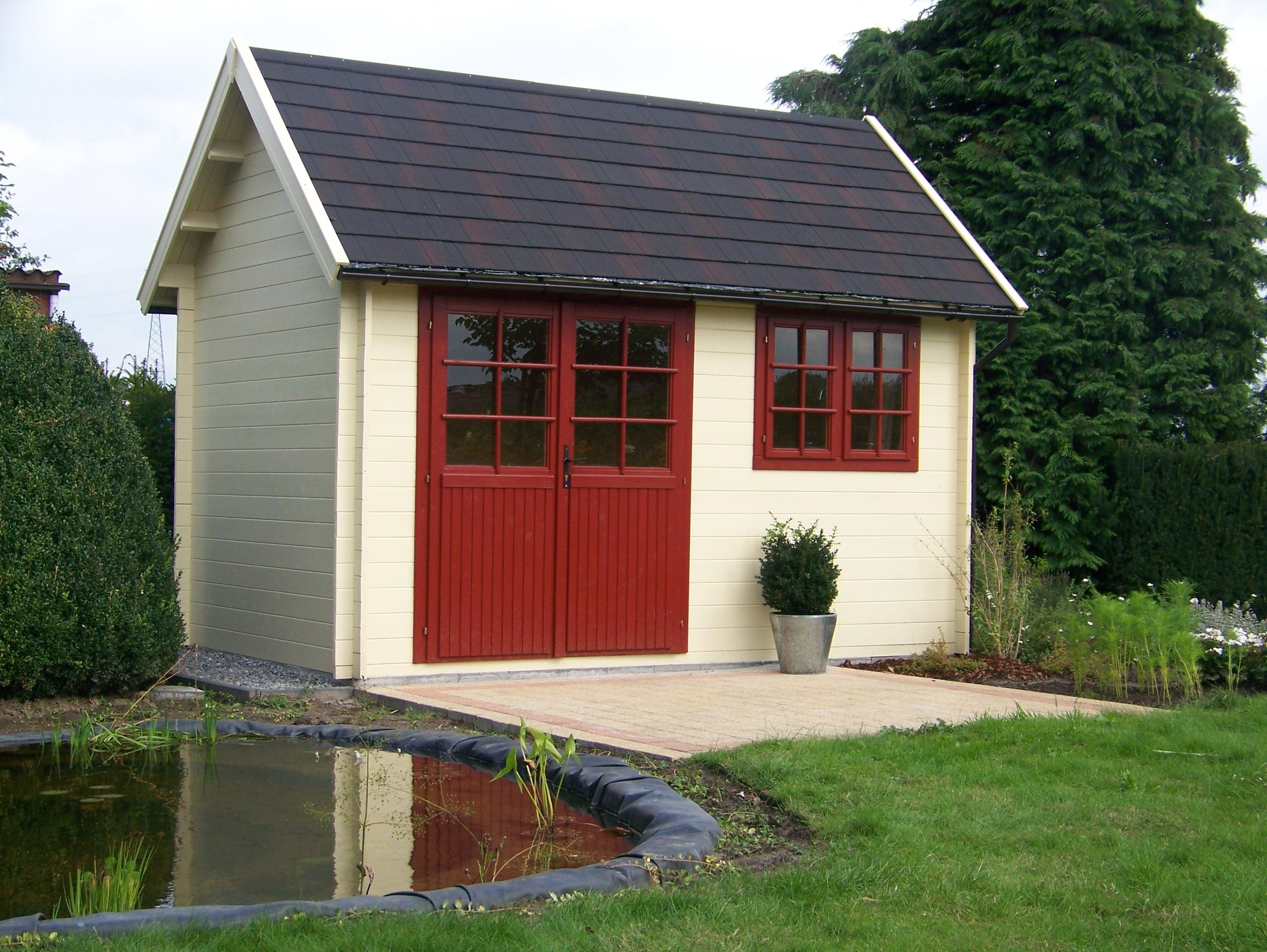 GrandCasa Cottage | Blokhut 395 x 245
