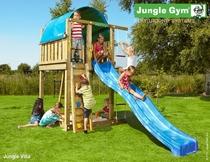 Jungle Gym | Villa | DeLuxe | Blauw