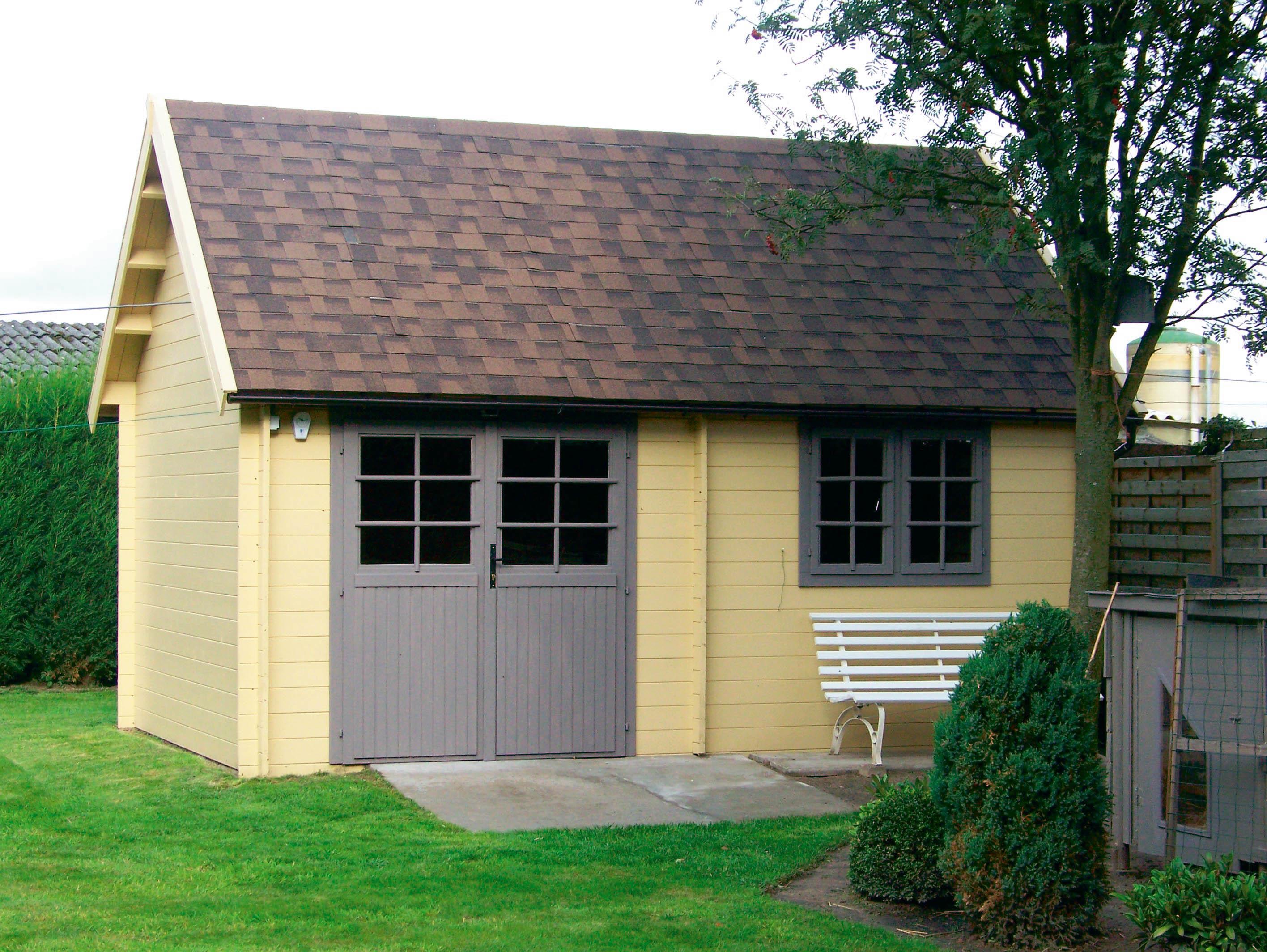 GrandCasa Cottage | Blokhut 485 x 245