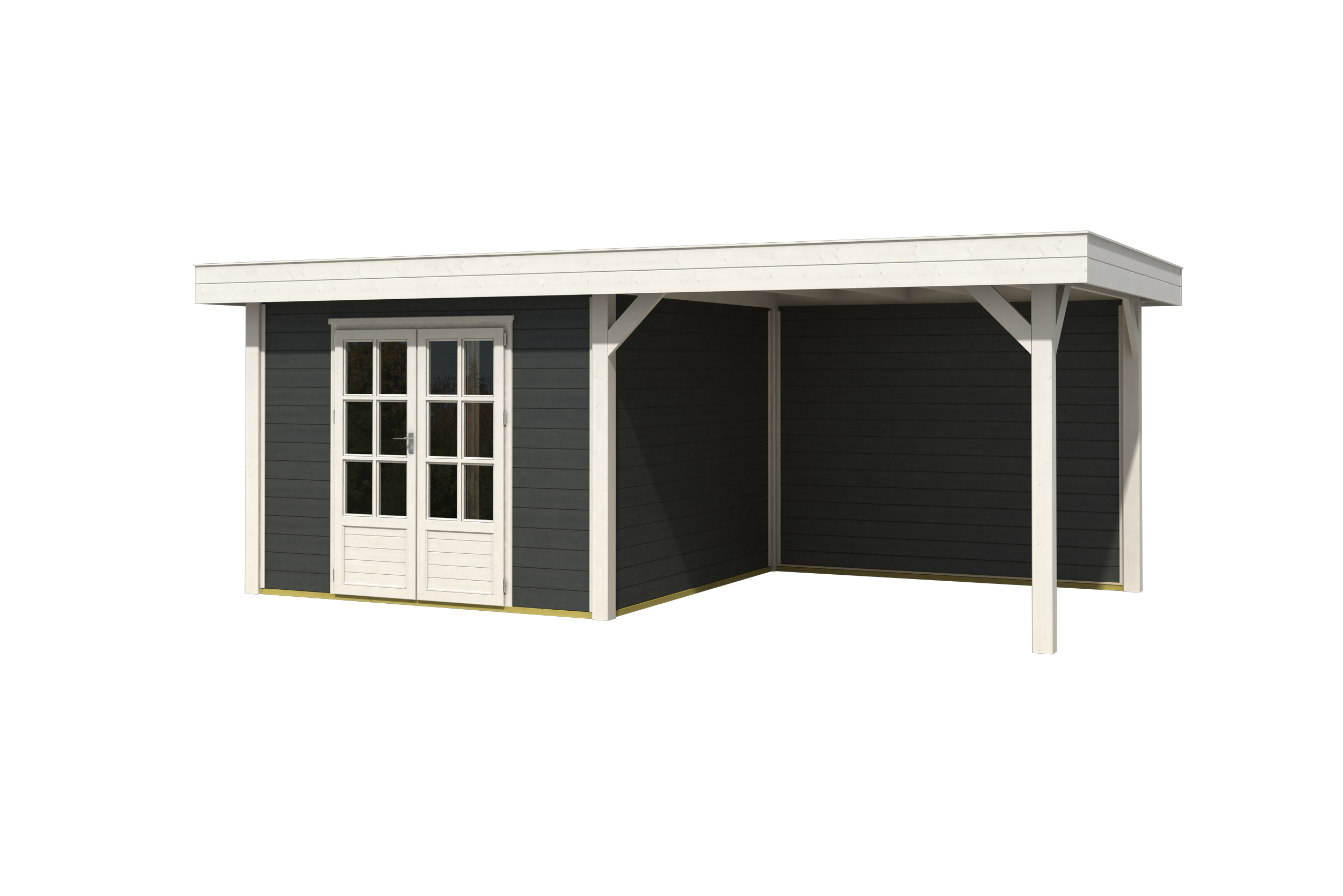 Westwood | Outdoor Living 6030 Extra | Carbon Grey | 596x304 cm