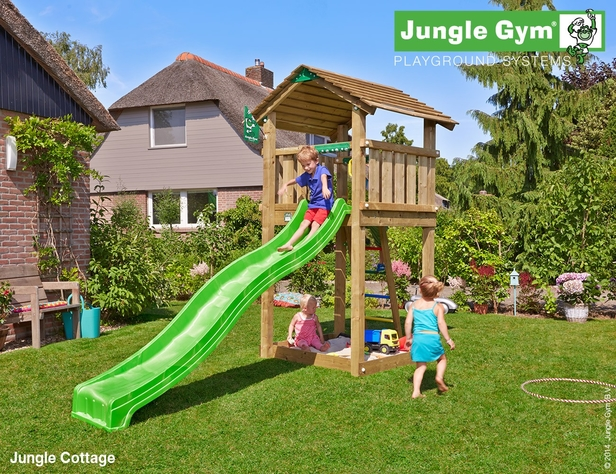 Jungle Gym | Cottage | DeLuxe | Geel