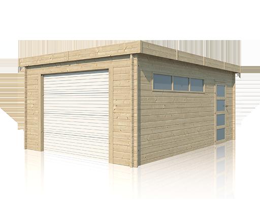 Gardenas | Garage QB | 385 x 565 cm