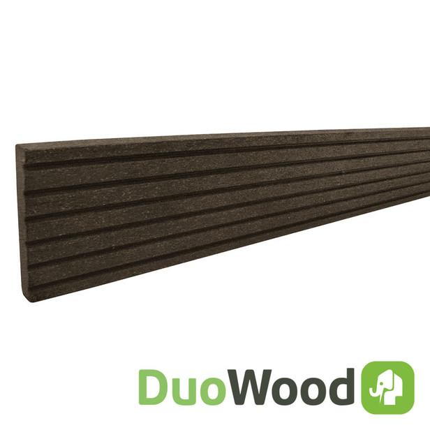 DuoWood | Afdekprofiel standaard vlonderplank | Lava