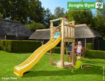 Jungle Gym | Tower | DeLuxe | Paars