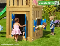 Jungle Gym | Playhouse Module 125 | DeLuxe |