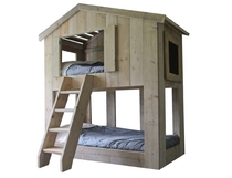 DutchWood   Stapelbed (t)huis