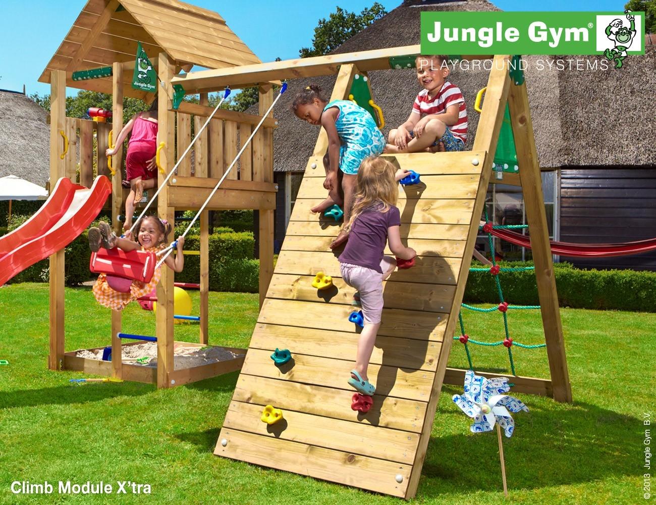 Jungle Gym   Climb Module X'tra   DeLuxe