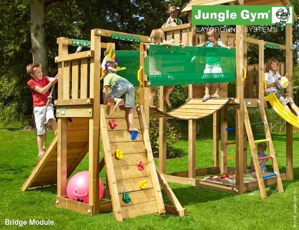 Jungle Gym | Bridge Module