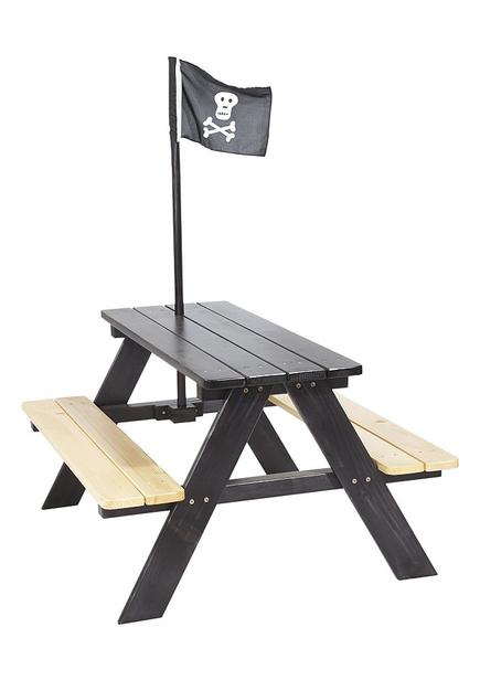 Kinderpicknicktafel | Nicki Piraat