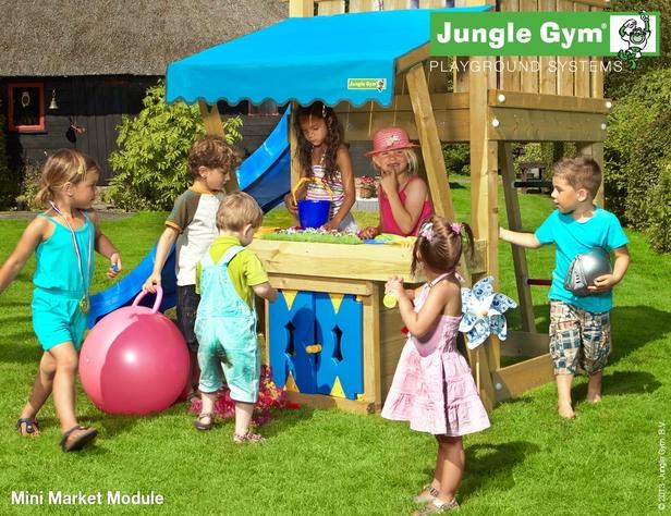 Jungle Gym | Mini Market Module | DeLuxe