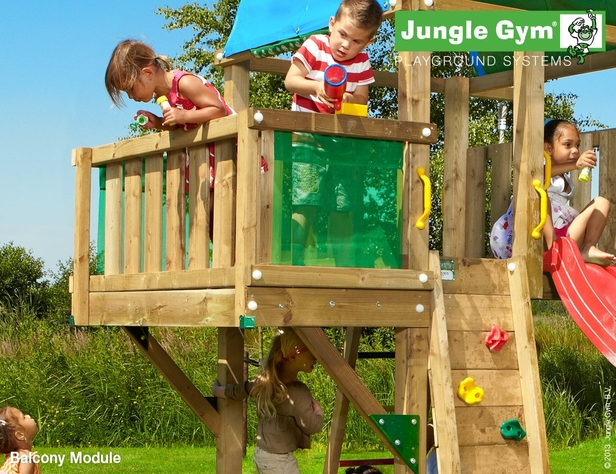 Jungle Gym | Balcony Module | DeLuxe