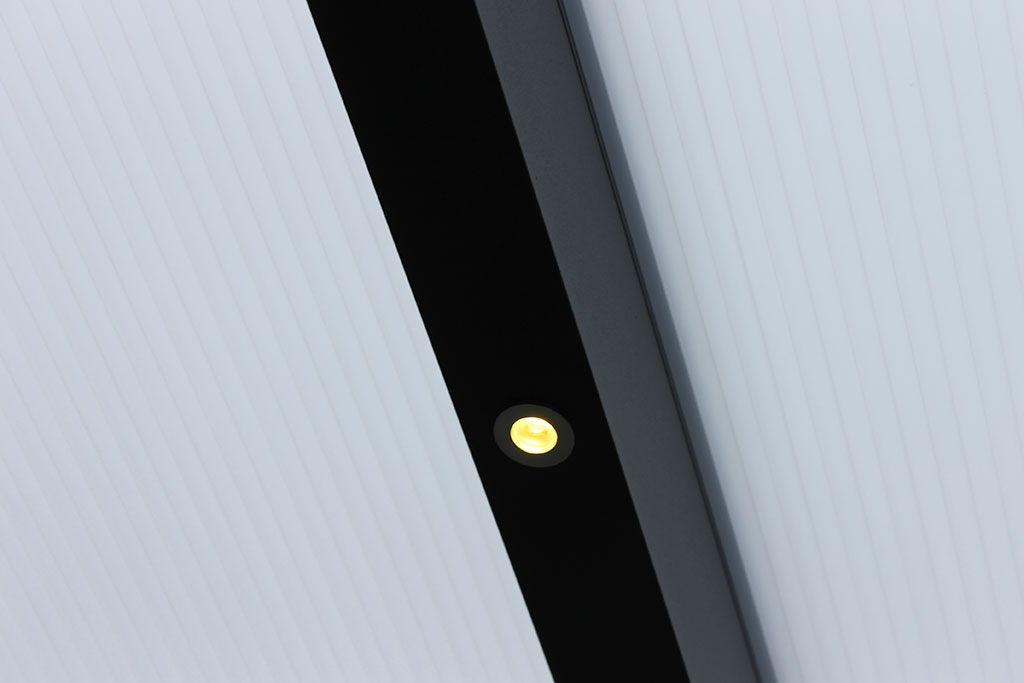 Westwood Cree led veranda inbouwspots L1056 met 6 spots
