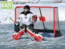 Exit | Sniper Ice Hockey Goal