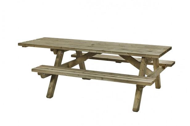 Talen | Rolstoelpicknicktafel | 230 cm