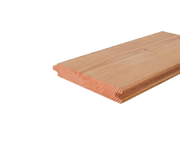 Blokhutprofielplank | Douglas | 28 x 145 mm | 200 cm