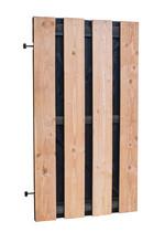 Plankendeur | Douglas Zwart | Verstelbaar frame 100x180cm