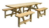 Westwood | Picknicktafel Family | 240 cm