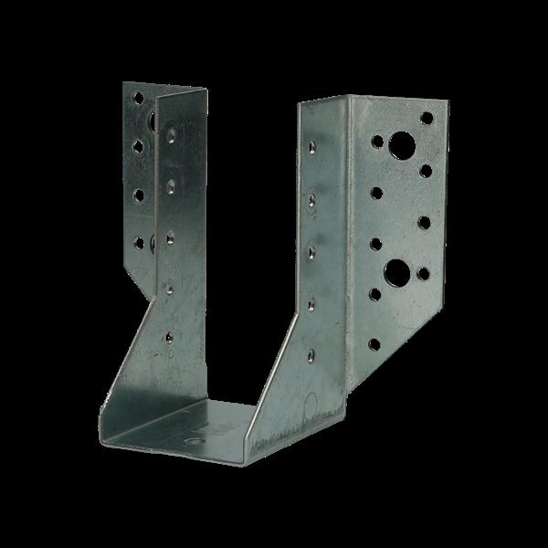 Zware Balkdrager U vorm 25 x 117 mm
