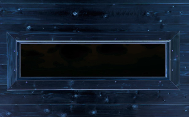 WEKA | Extra enkel raam smal | 40x125 cm