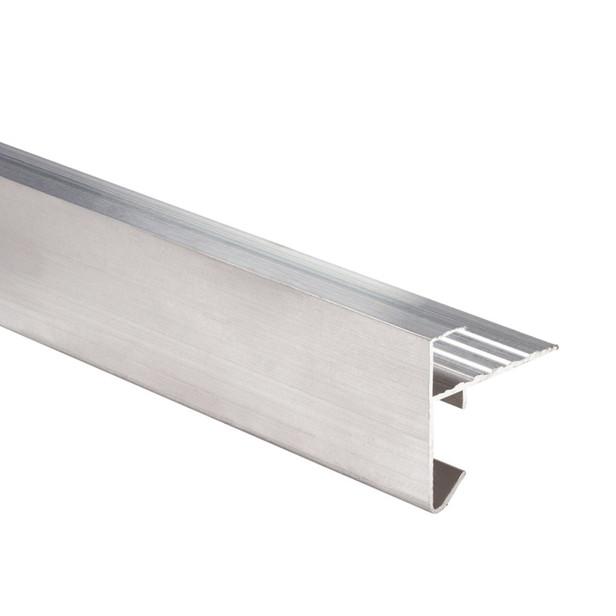 Daktrim Recht | 45 x 45 mm | 250 cm | Aluminium