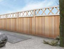Exterior Living | Gradana Zijpaneel | 100x180cm | Grenen