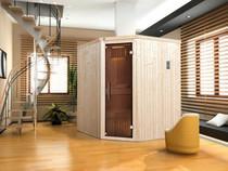 WEKA | Sauna Kiruna 2 GT | Inclusief 4,5 kW OS kachel