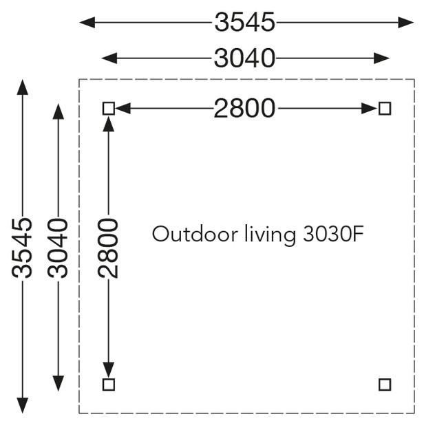 Patio Living Plus Coupon: Outdoor Living 3030 Plus