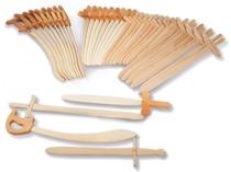 Set van 50 zwaarden