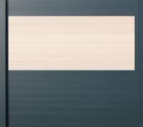 IdeAL | Zilver Basisset Tuinscherm voor vulling 6 delen