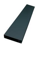IdeAL | Zilver Aluminium begin- en eind profiel 180cm