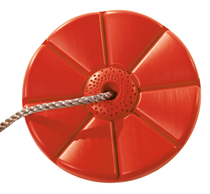 KBT | Schotelschommel kunststof | rood