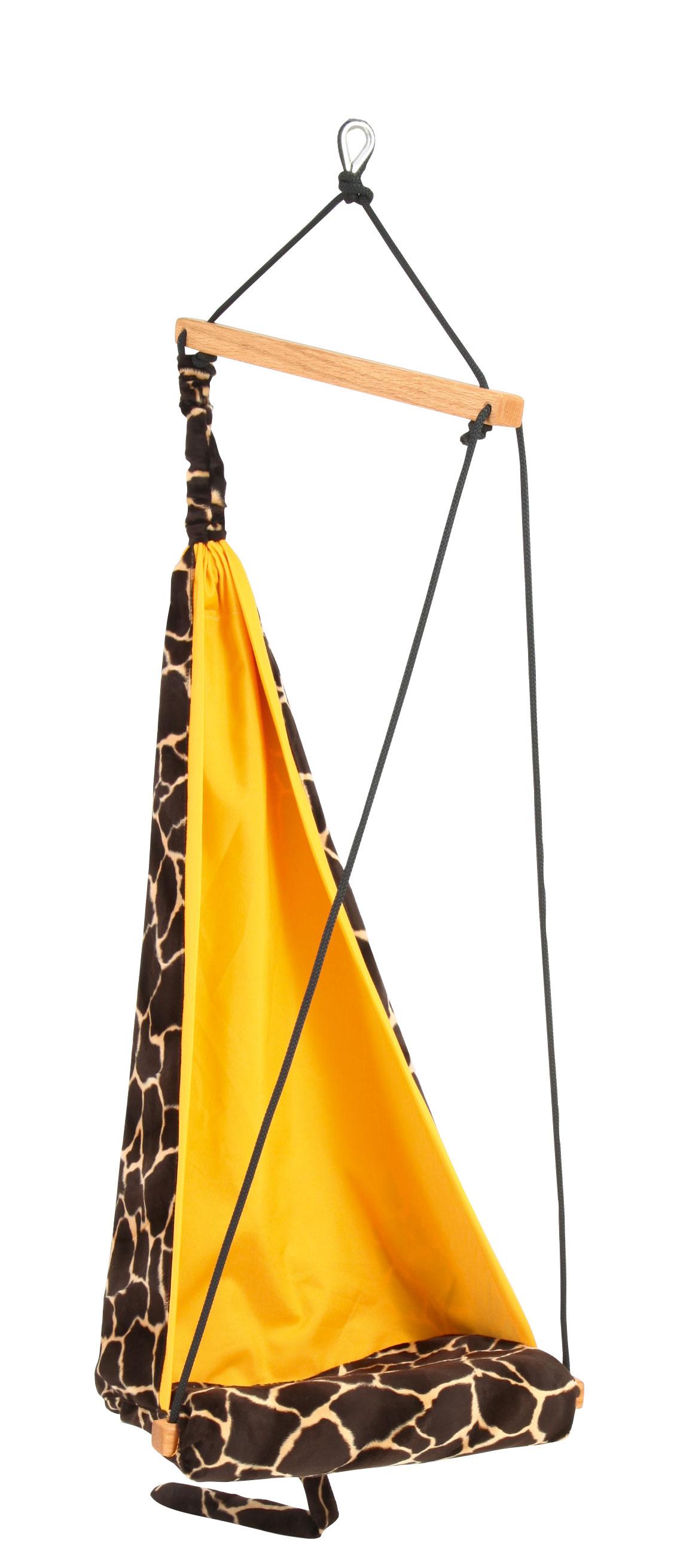 Amazonas   Hang mini giraffe kinderhangstoel