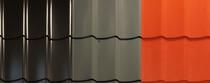 Trendhout | De Hoeve XL 12.17m | Dakpan profielplatenset | Zwart
