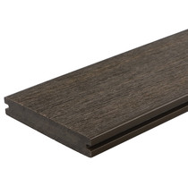 Composiet vlonderplank | Massief | 23 x 138 mm | Vintage Brown | 300 cm