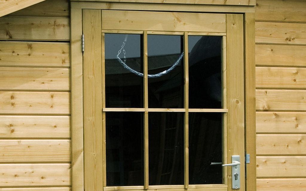 WEKA : Raamluik voor raam 69 x 79 cm : Eenzijdig