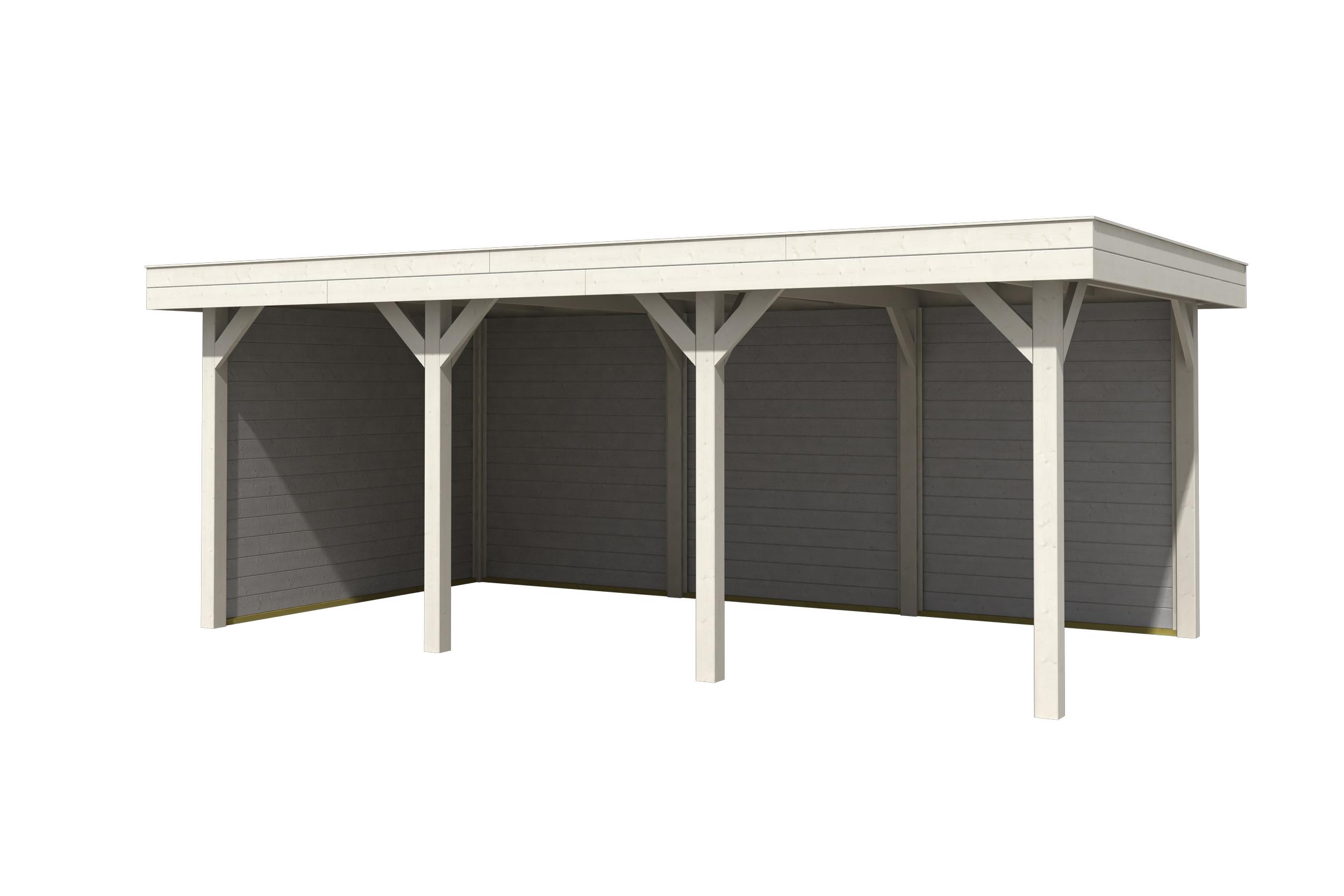 Westwood | Outdoor Living 6030 20 Plus | Platinum Grey | 588x304 cm