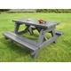 Junior picknicktafel Sfen in kleur